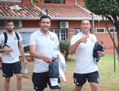 Se acerca el partido de Olimpia en Copa Libertadores