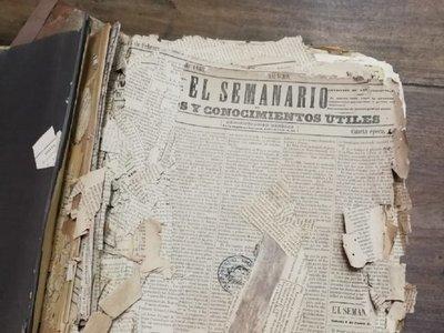 El Semanario, el periódico vocero de los López, será digitalizado