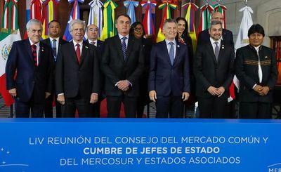 Crisis de Venezuela centra el debate político en la cumbre del Mercosur