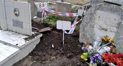 Misterioso robo de cadáver de bebé en un cementerio argentino