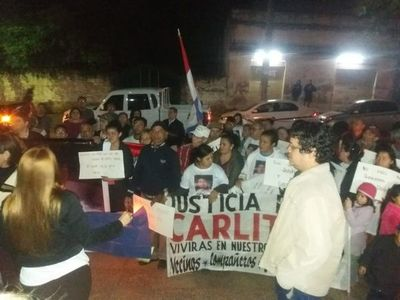 Sanlorenzanos claman justicia para joven asesinado