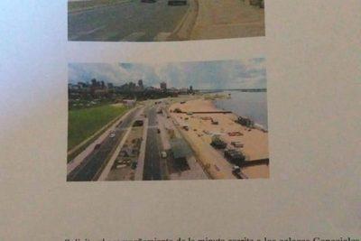 Presentan proyecto de costanera entre CDE y Franco