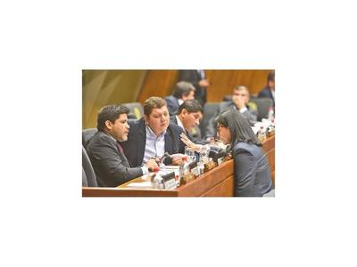 Diputados modificaron la  distribución de  incautaciones