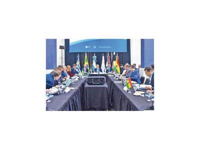 Buscan rápida vigencia del acuerdo con UE