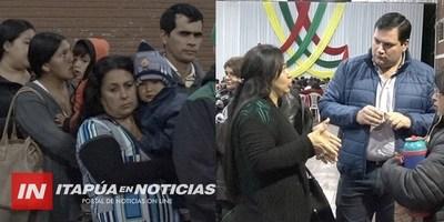 PROYECTAN CONSTRUCCIÓN DE VIVIENDAS SOCIALES EN FRAM