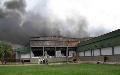 Frigochorti se recupera del incendio y realiza faena diaria de 300 animales