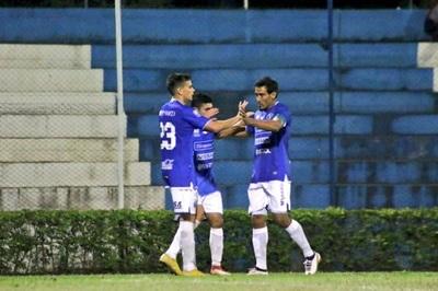 Sol de América golea en Copa Paraguay