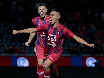 Cerro Porteño goleó a su vecino