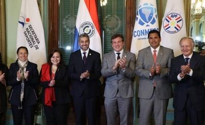 HOY / La candidatura sudamericana encamina esfuerzos