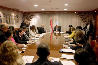Continúa reunión interinstitucional sobre crisis penitenciaria
