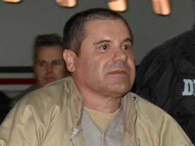El Chapo ya ha sido trasladado de la cárcel de Nueva York