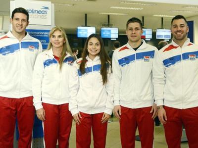 Paraguay va con cuatro representantes al Mundial de Natación