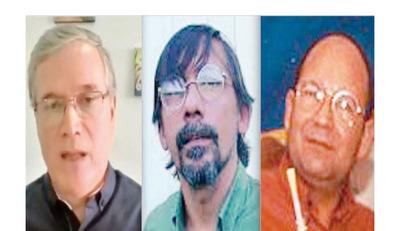 Juan Arrom, Anunció Martí y Víctor Colmán continúan con paradero desconocido