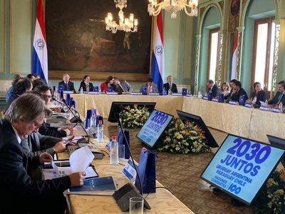Paraguay anticipa sus sedes para el Mundial 2030