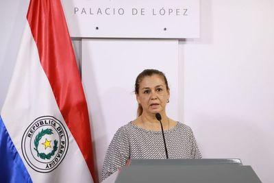 Teresa Rojas, de ministra Anticorrupción a titular de Senabico