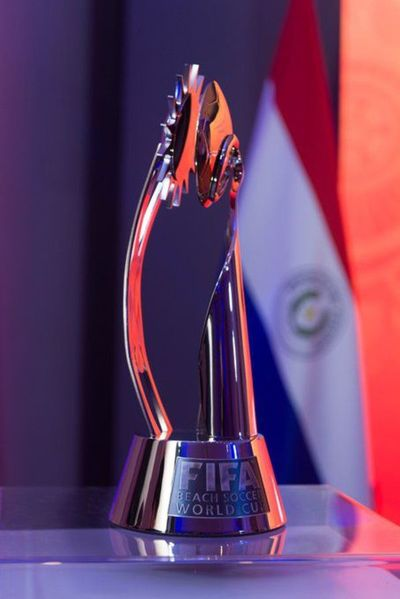 Presentaron el Mundial Paraguay 2019