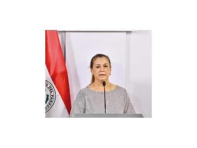 Mario Abdo designa a Teresa Rojas para reemplazar a Carolina Llanes en Senabico
