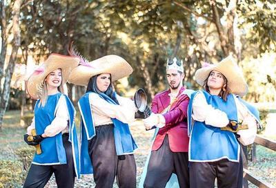 """""""Mundo de cuentos: Las tres mosqueteras"""" se despide este fin de semana"""