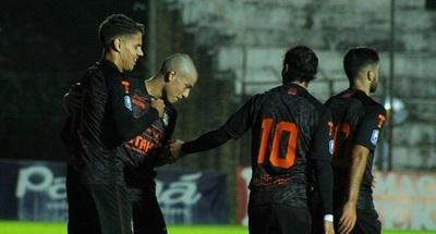 General Díaz golea en Santaní y avanza en Copa Paraguay