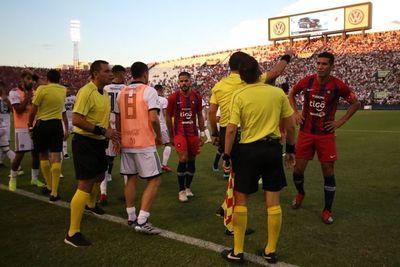 El nuevo pedido de Cerro y Olimpia a la APF
