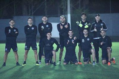 Olimpia realizo 5 modificaciones en su lista de caras a las Libertadores