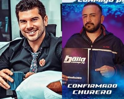 """Carlos Viveros y un incómodo momento con """"El Churero"""""""