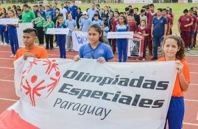 Paraguay se adhiere a celebración mundial de Olimpiadas Especiales