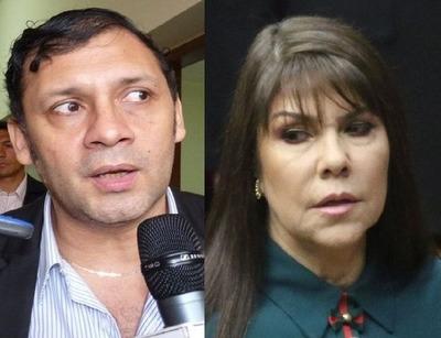 """Lío por """"responsabilizar"""" a un muerto: jueza da chance de arreglo entre exsenador y diputada liberal"""