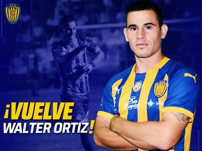 Ortiz vuelve a ponerse la auriazul
