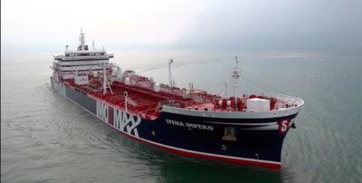 Guardia Revolucionaria de Irán incauta petrolero británico