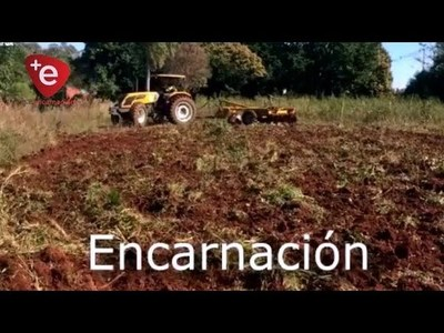 PLAN ÑEMITY 4.0: TRABAJOS DE PREPARACIÓN DE SUELOS EN 25 DISTRITOS