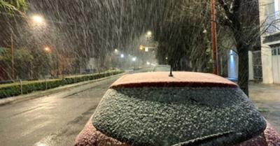 Se cumplieron 44 años de la caída de nieve