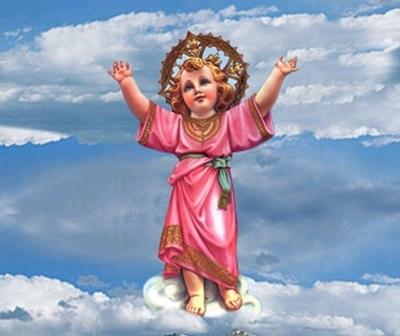 Hoy celebramos el Día del Divino Niño Jesús