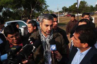 """Mandatario destaca """"potencial enorme de producción"""" para la región del Chaco"""