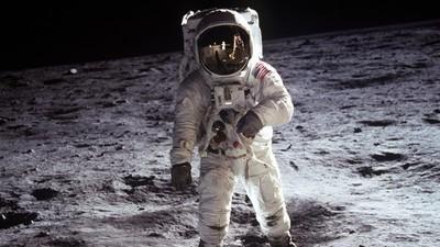 Llegada del primer hombre a la Luna, la hazaña que hoy cumple 50 años
