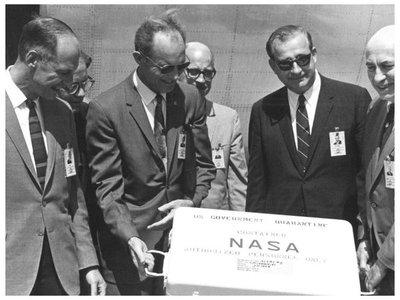 Apolo 11: A 50 años de la llegada del hombre a la Luna
