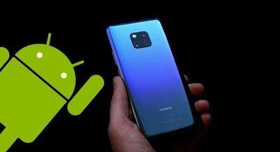 Huawei seguirá usando Android para su sistema operativo