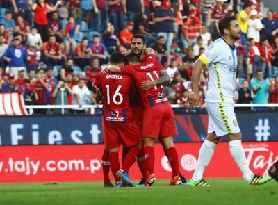 Cerro Porteño celebra y pone la mira en San Lorenzo de Almagro