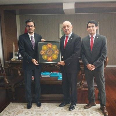 Analizan cooperación con Turquía en el campo de las economías creativas