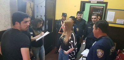 Allanan Comisaría, tras denuncia de supuesta extorsión y tortura