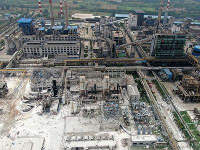 Explosión en una planta de gas dejó 15 muertos en China