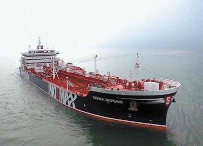 Londres reclama a Irán que libere el petrolero británico retenido