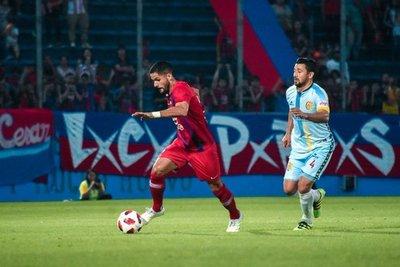 Cerro Porteño goleó 3