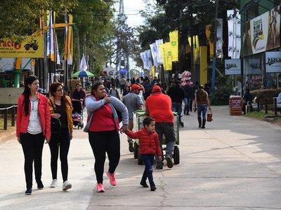 Expo de Mariano Roque Alonso cierra hoy con dos grandes eventos