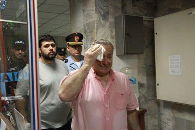 Quieren sacar de la cárcel a Oscar González Daher