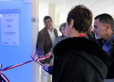 Habilitan sala de estimulación multisensorial en el Hospital de Acosta Ñu