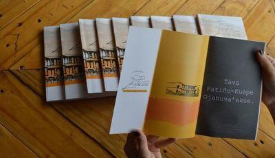 Presentan libro de anécdotas en Patiño
