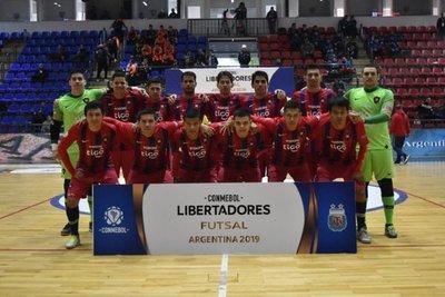 Copa Libertadores de Futsal: Cerro se quedó con el vicecampeonato