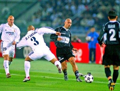 Las inéditas postales del Real Madrid – Olimpia