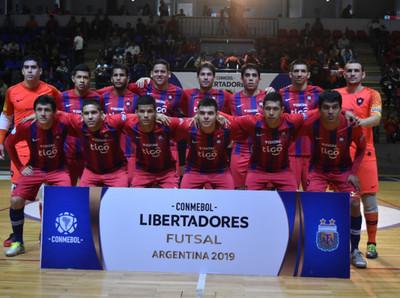 Cerro Porteño es vicecampeón de la Libertadores